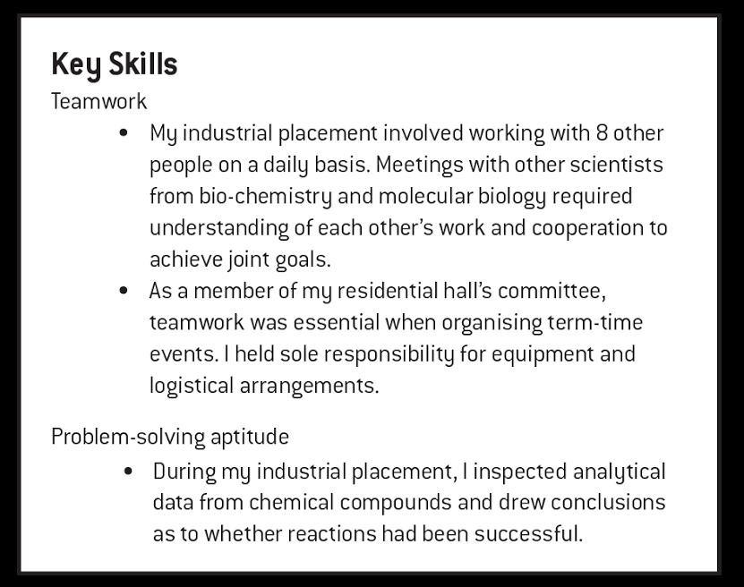 The Four Main Types of Résumés - gradsingapore.com