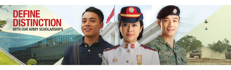 The Singapore Army