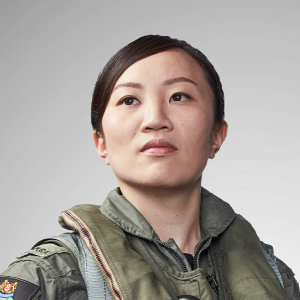 Captain Michelle Teo, The Republic of Singapore Air Force (RSAF)